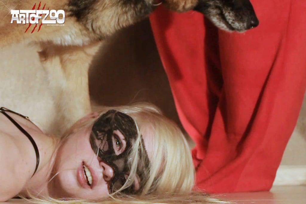 Art Of Zoo - Fantazi - Good Girl - dog porn
