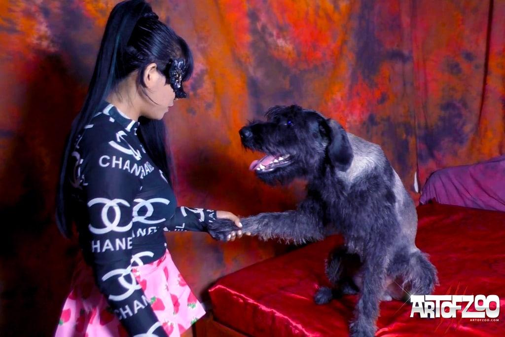 Art Of Zoo - Hard Dog Life 2 - TigerLily - dog porn